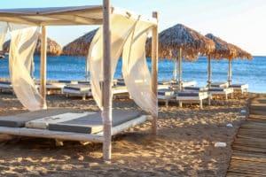 Ξενοδοχείο στην Άνδρο με παραλία