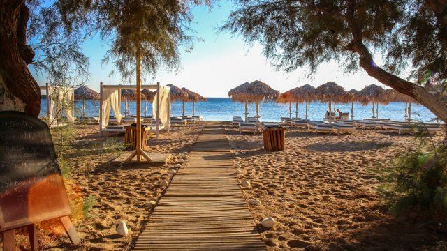 Ένα νησί «γεμάτο» παραλίες
