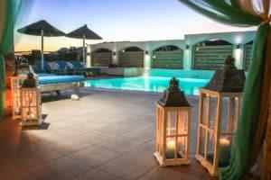 Ξενοδοχείο με πισίνα στην Άνδρο
