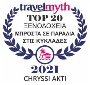 Top 20 παραλιακά ξενοδοχεία